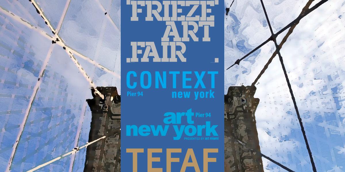 Frieze Week 2017 Art Fairs