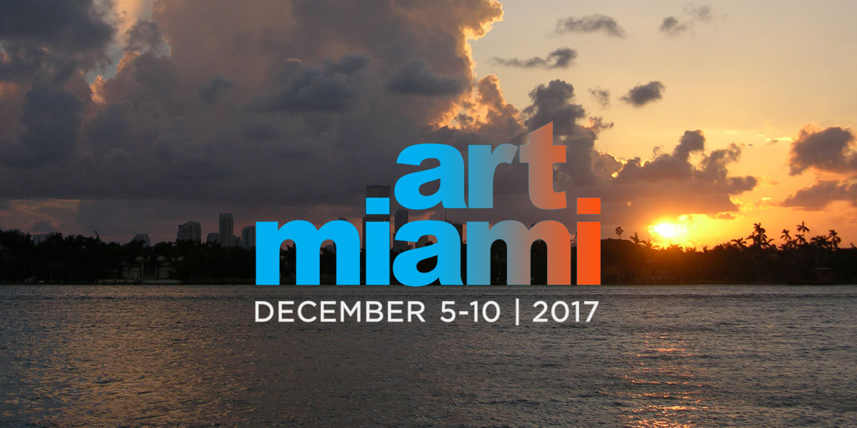 December 2017 Miami Art Week