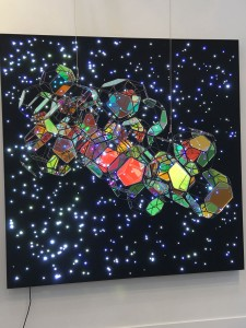 "FRONT: ""Asperitas/M+I"" • BACK: ""Night Sky: E.T. from Pluto.9"""