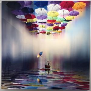 """""""Colorer le monde: transcender"""""""