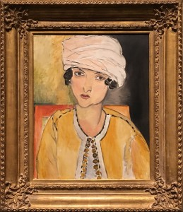"""Lorette with Turban, Yellow Jacket"""