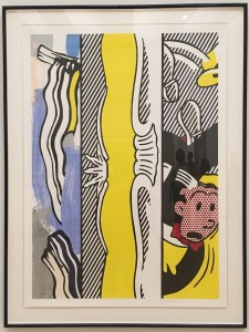 """Two Paintings: Dagwood"""