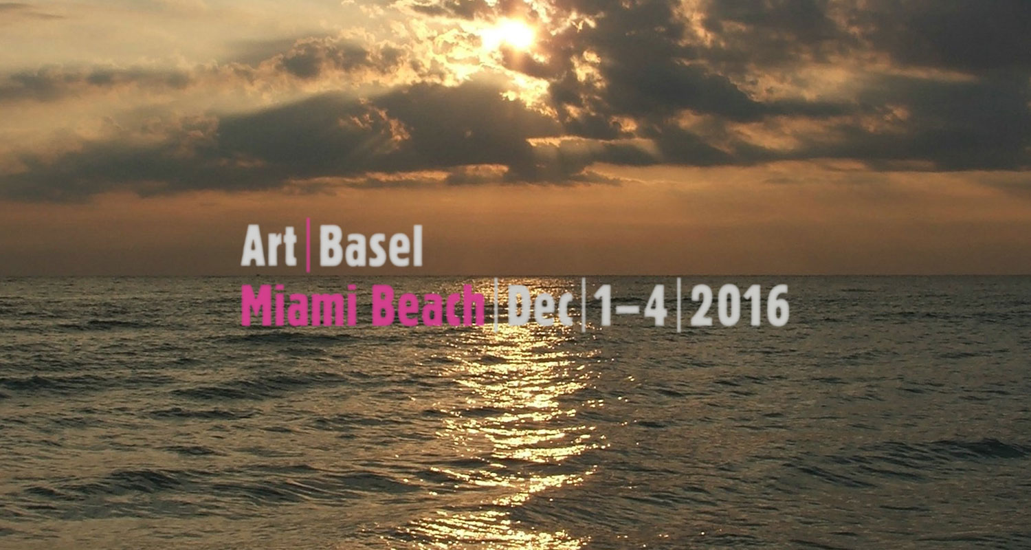 Art Basel Miami 2016