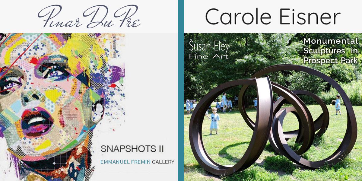 Pinar Du Pre and Carole Eisner