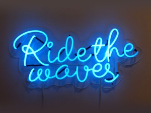 """Ride the Waves"""