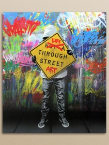 """Life Through Street Art"""