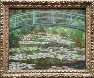 """The Japanese Footbridge"""