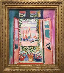 """Open Window, Collioure"""