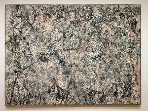 """""""Number 1, 1950 (Lavender Mist)"""""""