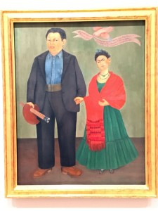 """Frieda and Diego Rivera"""